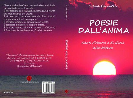 """IL LIBRO """"Poesie dall'Anima"""""""