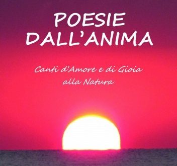 """Poesie dall'Anima"" formato ebook"